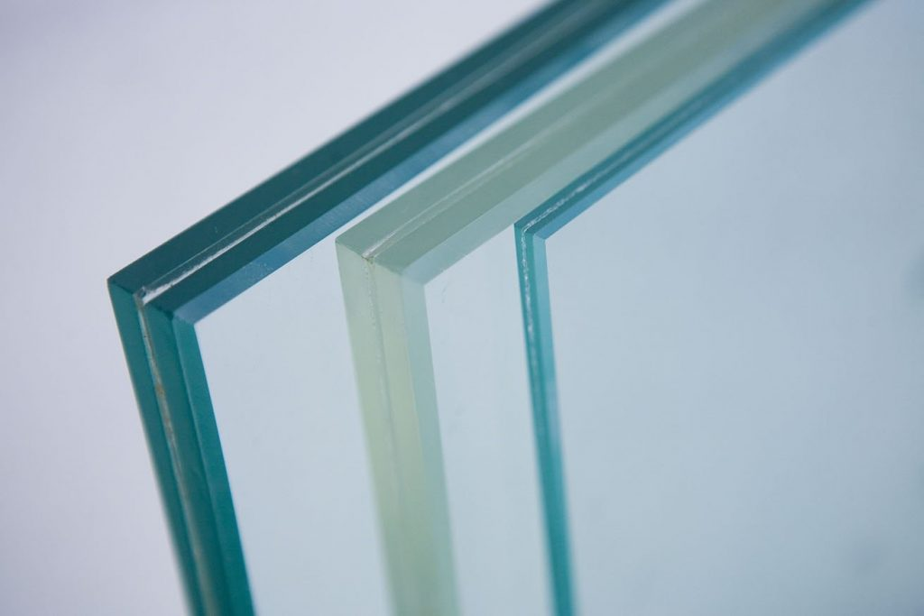 Glass Replacement With Laminated Glass