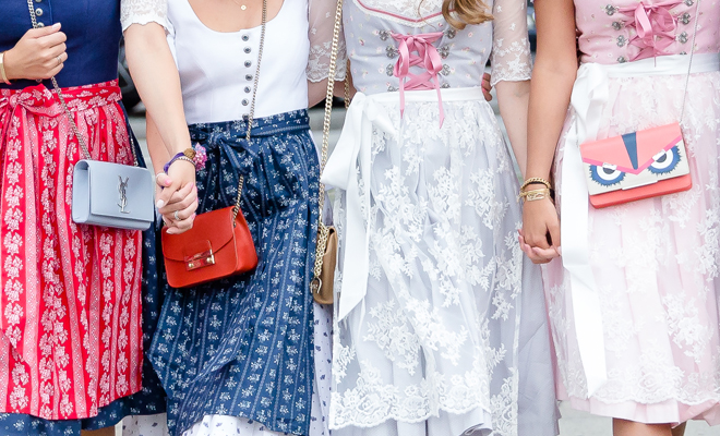 Top 5 Dirndl Trends to Enhance Your Smartness at Oktoberfest 2019