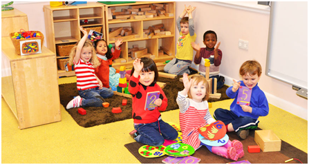Let Your Child Grow In the Best Nursery School Of Al Barsha