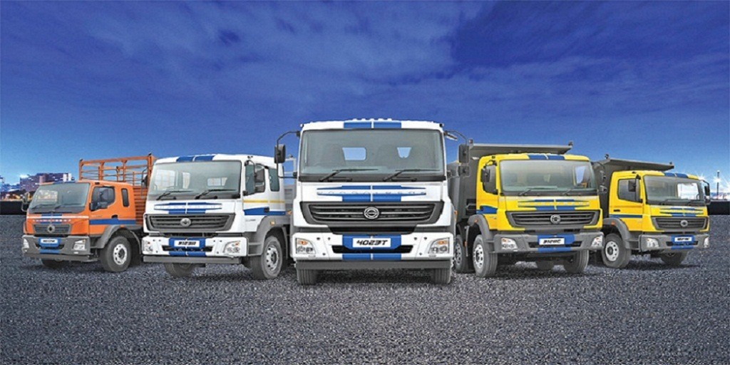 Tata Trucks Showroom