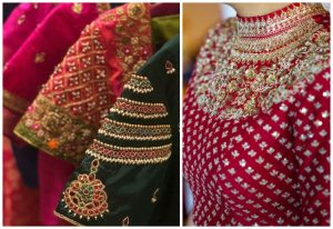 10. Embroideries and other Works Look Great On Lehenga