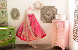 2. Personalize your Lehenga