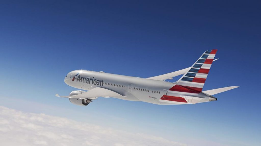 Reserve Flight Ticket Through American Airlines Reservations