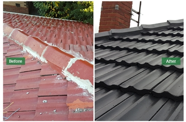 Roof Restorations Brighton