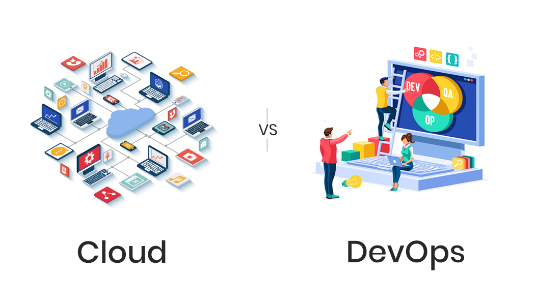 Difference between Cloud and DevOps | Live Blogspot