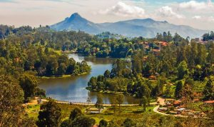 Kodaikanal, one of the best places to travel alone in south india