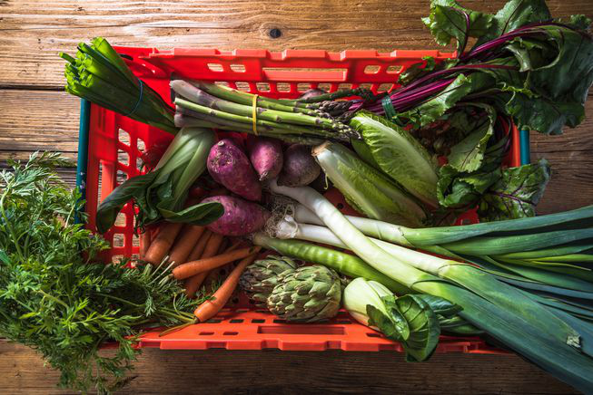 The 10 Most Healthy Vegetables With Great Benefits