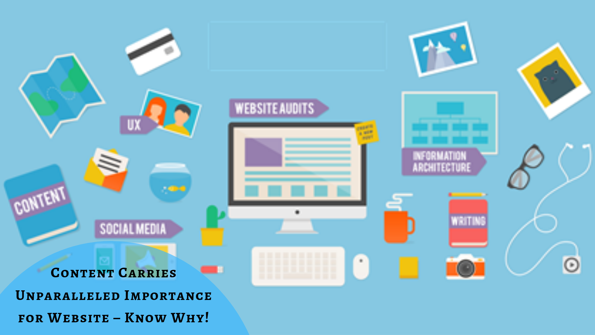Content Carries Unparalleled Importance for Website – Know Why!