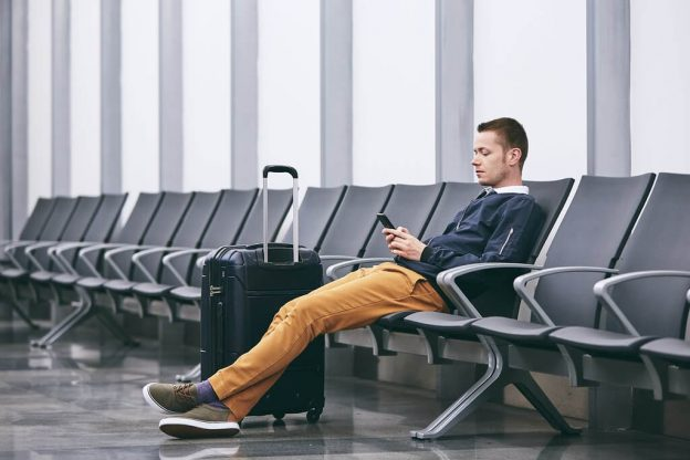 How can your business benefit with an airport car-rental mobile app?