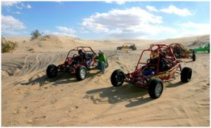 Off road dune buggy Dubai