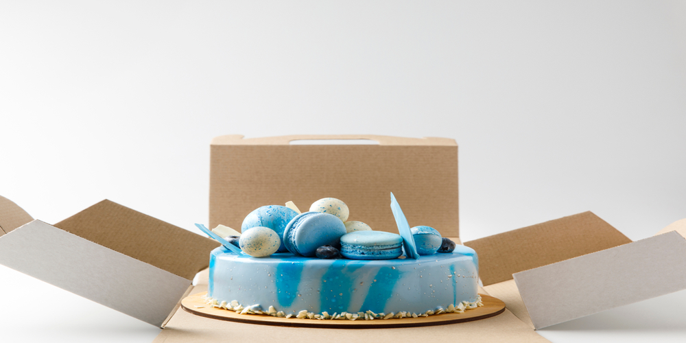 Surprise Your Customers With Elegant Cake Packaging
