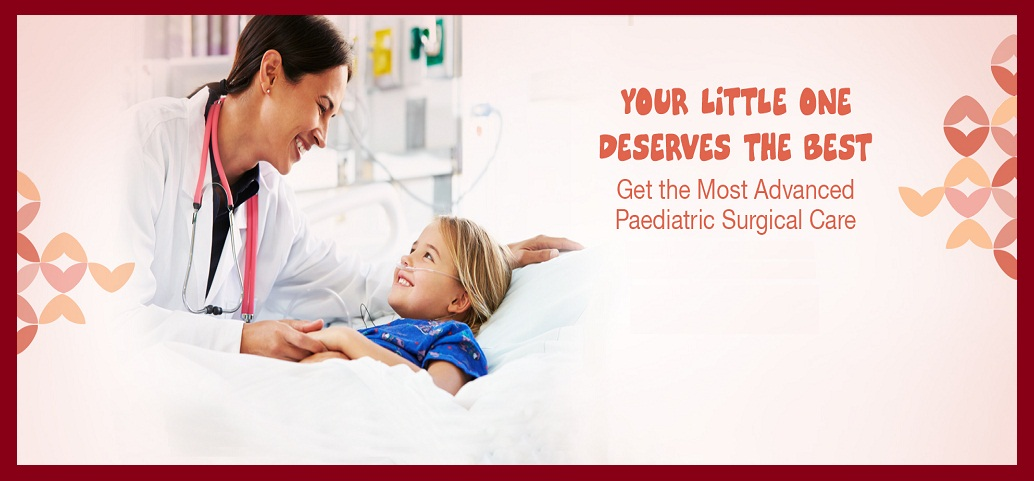 What Paediatric Surgery is All About