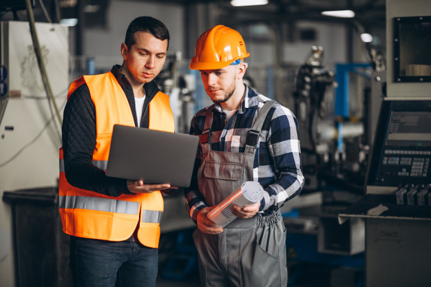 5 Safety Tips for Industrial Workers
