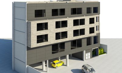 compact building
