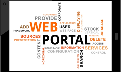 wordpress client portal