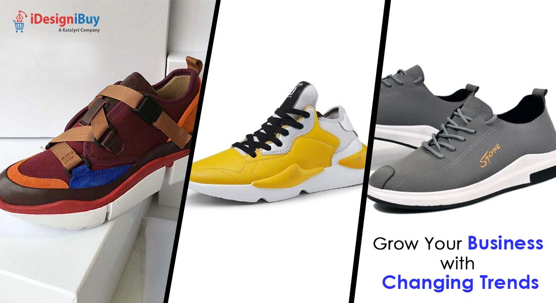 Adapt the Changing Trends in Shoe Industry to Grow Your Business