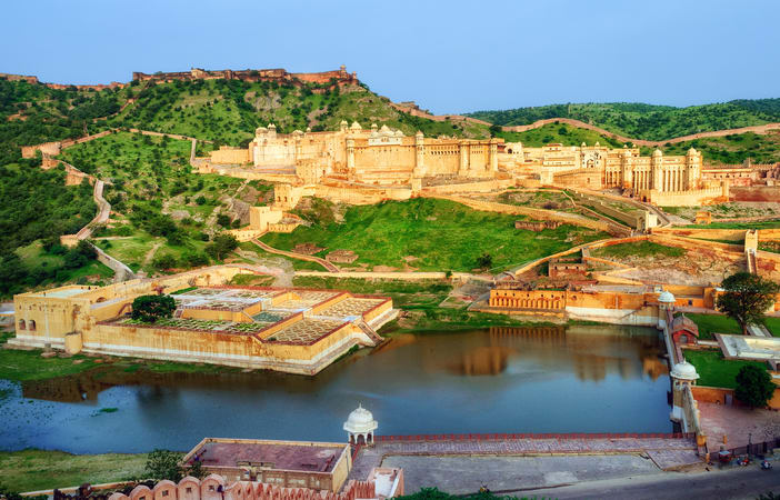 """Jaipur – A Trace of Royalty in the """"PINK CITY"""""""