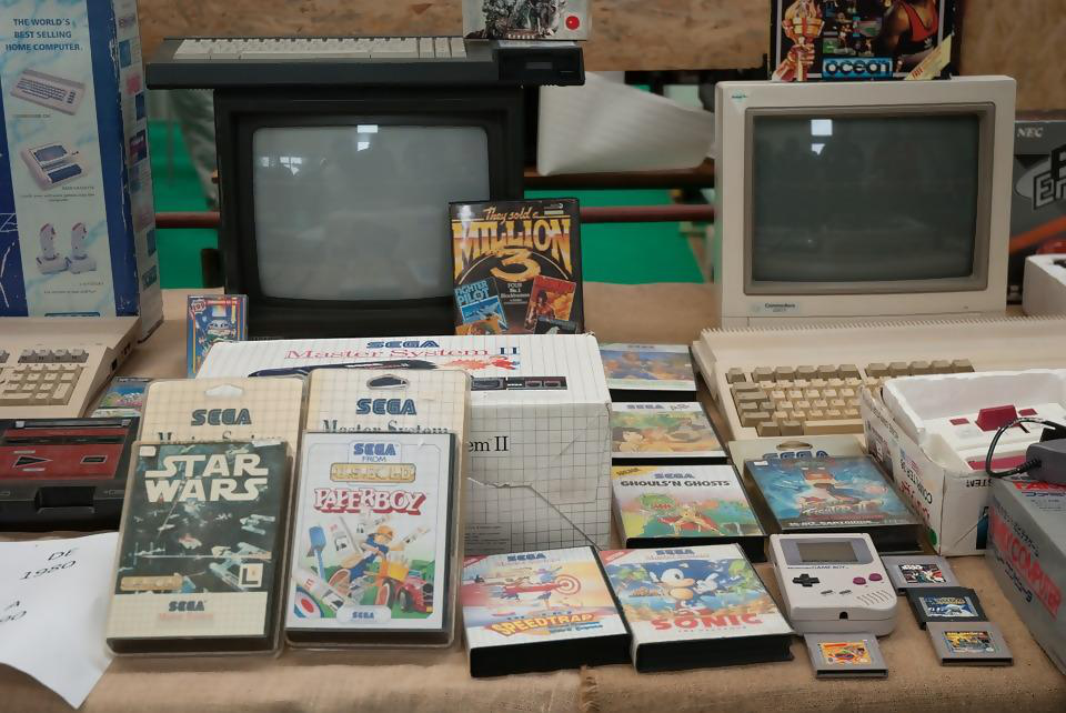 Why is Retro Gaming So Popular These Days?