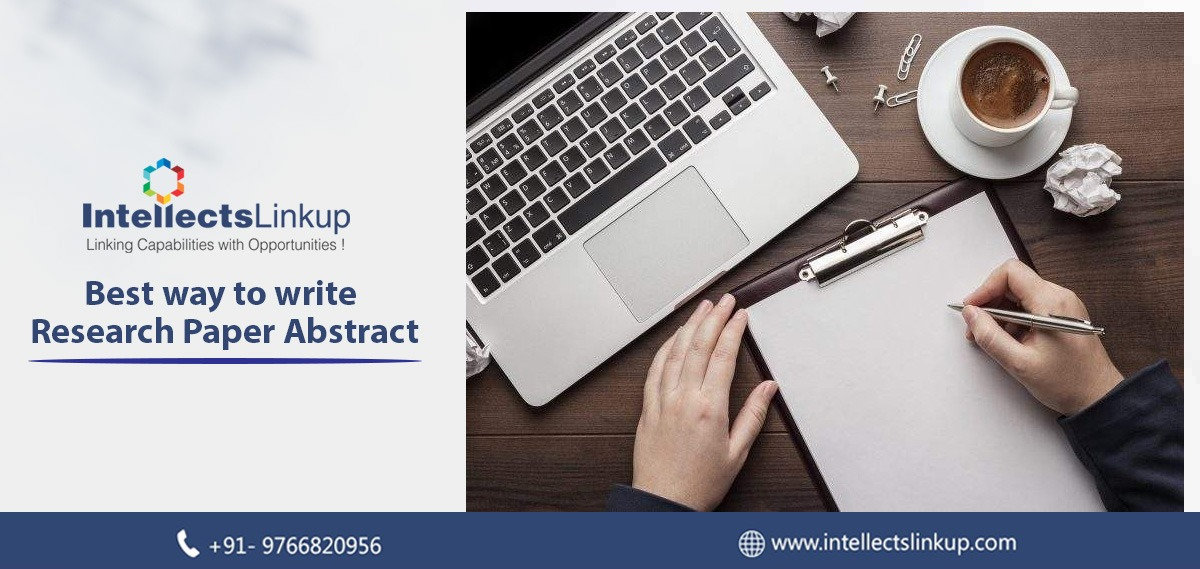 Best Way to Write Research Paper Abstract