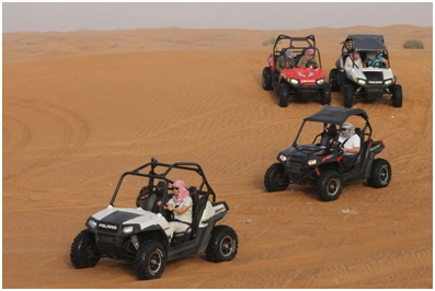 It is Good to Opt Guided Dune Buggy Tour in Dubai