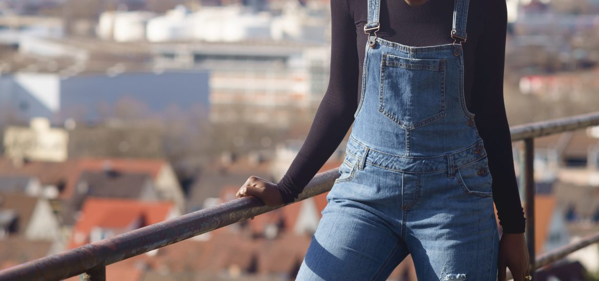 Style Your Denim Dungaree with Ultimate Comfort