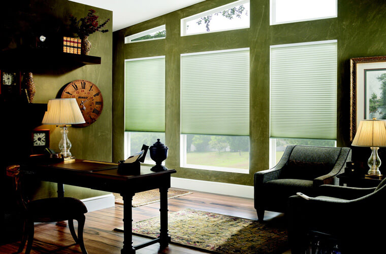 Cellular Blinds Provide Filtered Light And Energy Efficiency