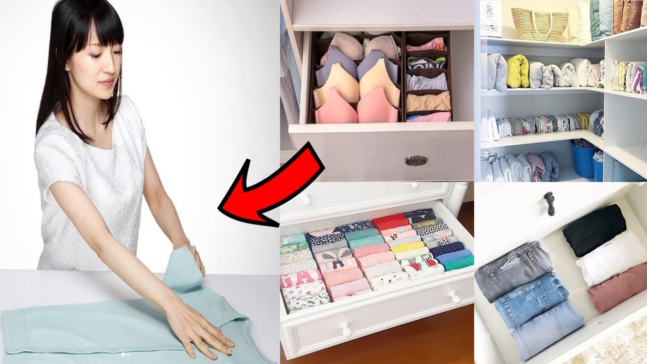 10 Tips to Marie Kondo Your Home These Summers