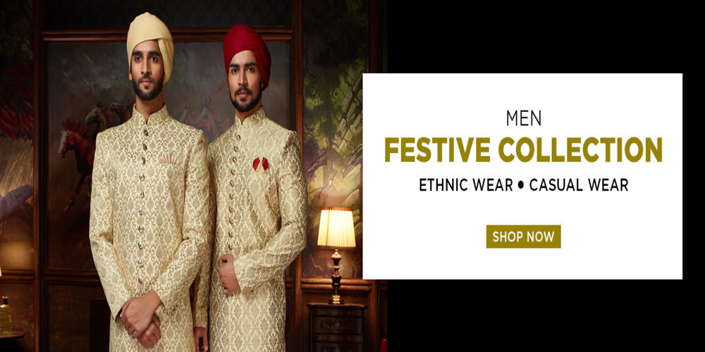 Men's Indian Festival Fashion Trending Outfit Ideas