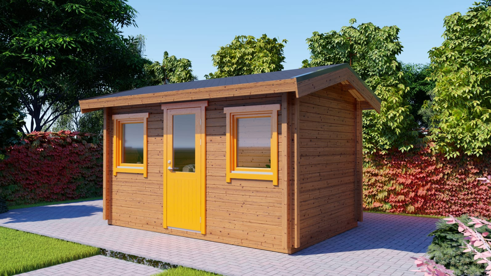 Log Cabin Home As Your New Home