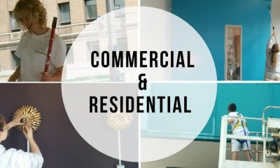 Commercial-vs-residential-painting