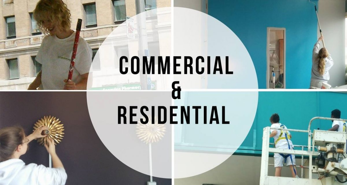 Tips to Enhance the Outcomes of Commercial Painting Jobs