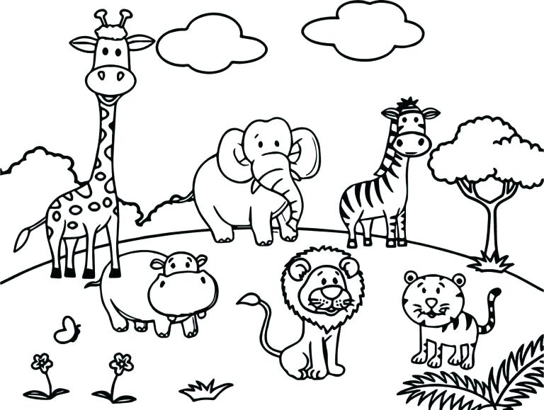 Coloring Pages: Ensure Children's Multifaceted Development
