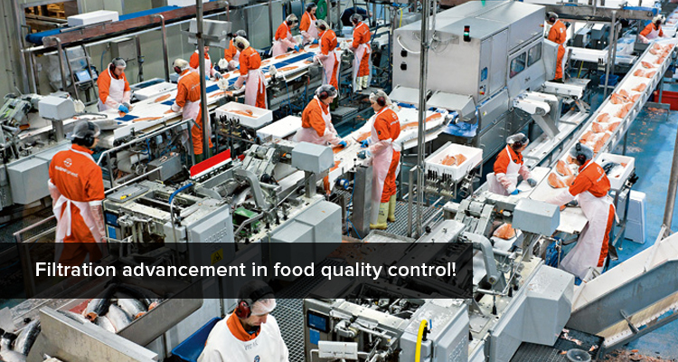 Filtration Advancement in Food Quality Control!