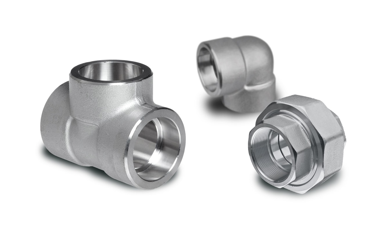 Why Purchase Forged Fittings From a Reputed Company