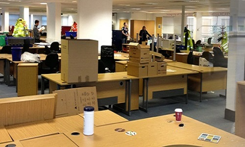 Office Move Without Losing Productivity