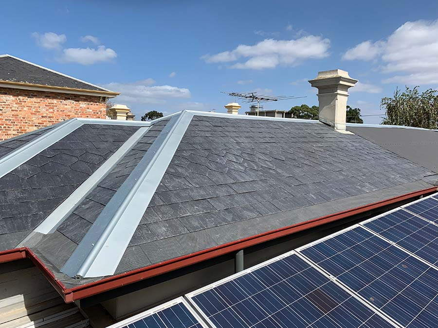 What benefits does slate roof restoration services can do to your property?