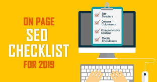 The Perfect On-page SEO Checklist Guide for Beginner