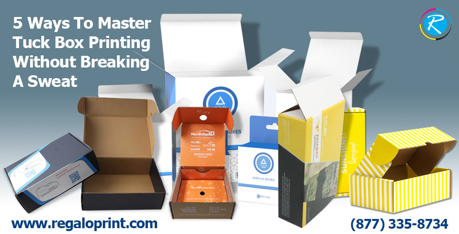 5 Ways To Master Tuck Box Printing Without Breaking A Sweat