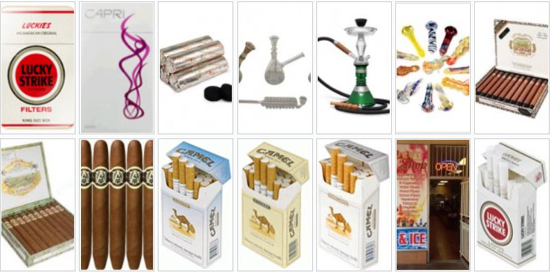 Different Types Of Tobacco Products That You Can Buy