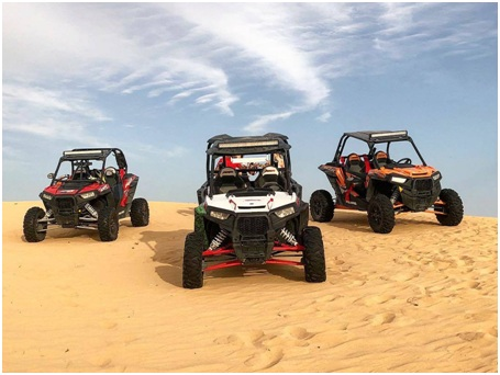 Have A Wonderful Experience Driving Dune Buggy In The Desert