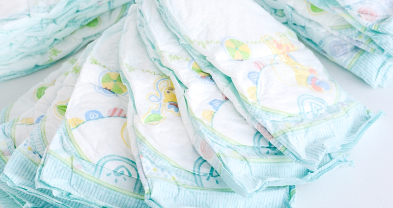 Is Disposal Diapers Are Harmful? What Are The Chemical Present In The Disposal Diapers?