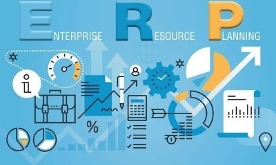 ERP software and its functions in Manufacturing industry