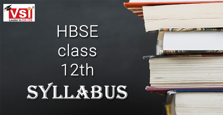 Hbse Sample Paper For Class 12th Download