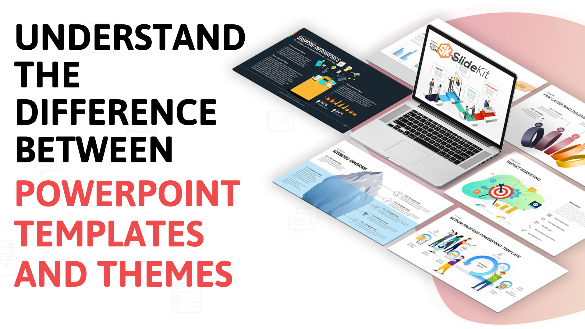 Is PowerPoint themes and templates are the same? Understand the main difference between them