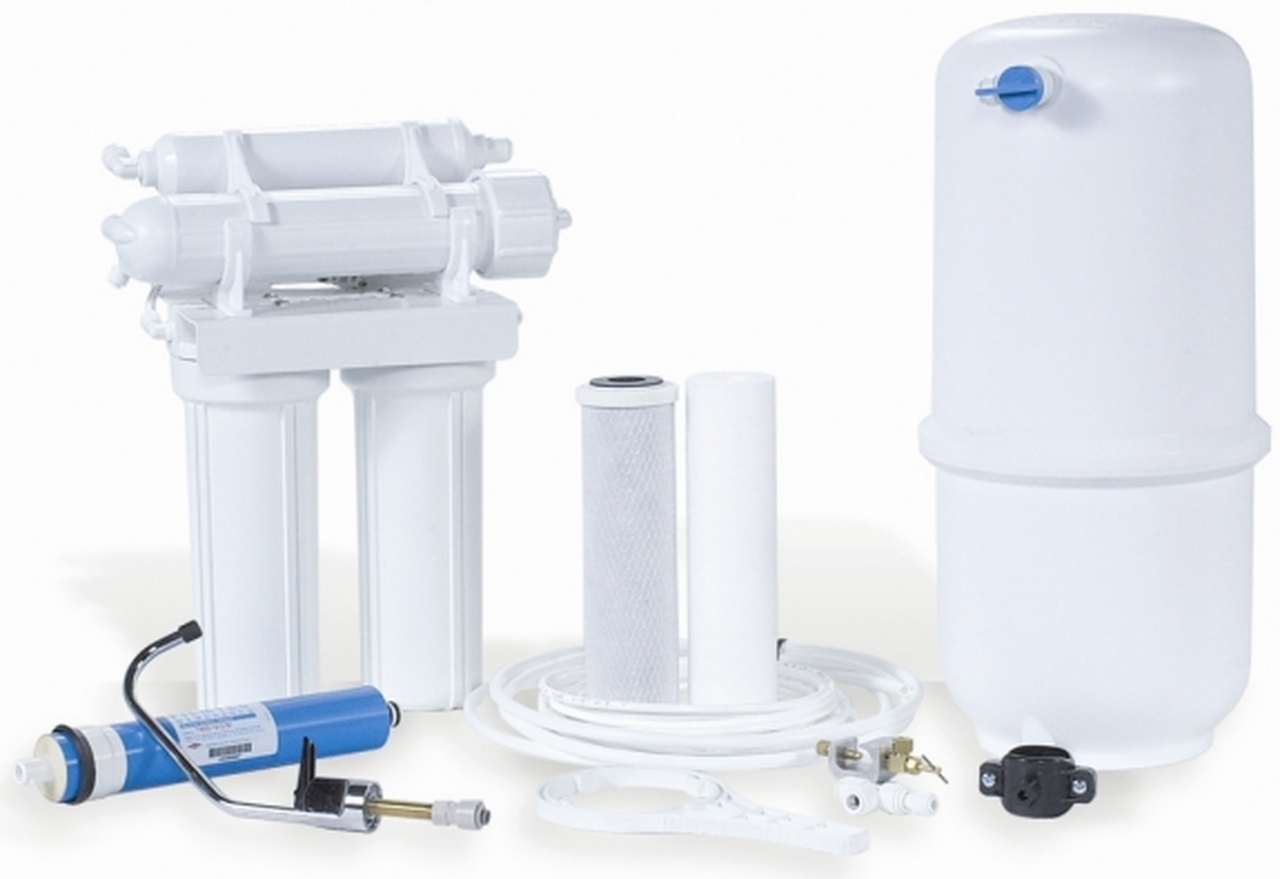 The Best Reverse Osmosis Water Filter For Home Use