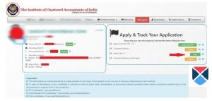 HOW TO DOWNLOAD CA FOUNDATION ADMIT CARD
