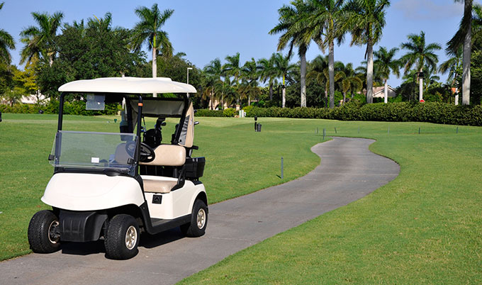 Contact XINSURANCE for Your Golf Cart Insurance Quote