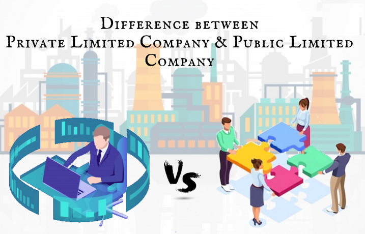 Difference between Ltd. and Pvt. Ltd. Company