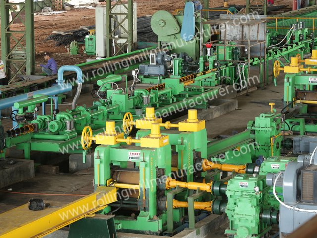 Know All About Hot Rolling Mill Operation