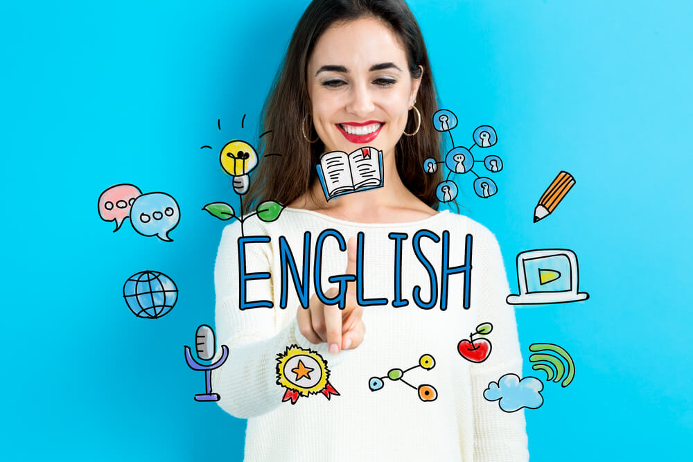 What is the nature and scope of English language in India